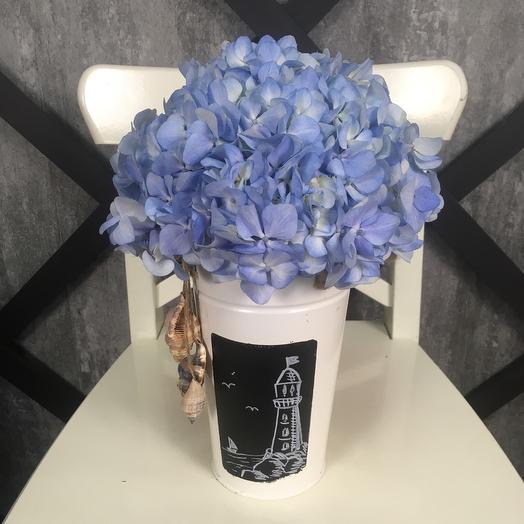 Привет море: букеты цветов на заказ Flowwow