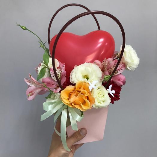Летто Букетто - 047: букеты цветов на заказ Flowwow