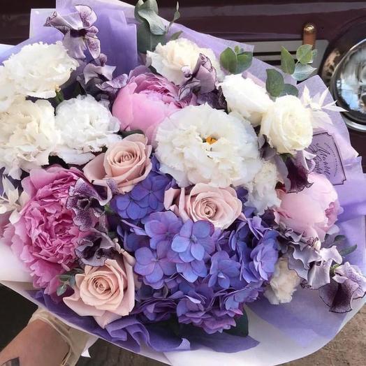 """Букет цветов  """"Таина"""""""