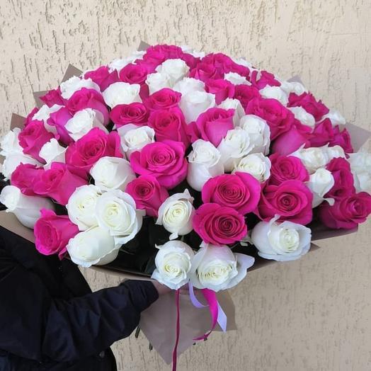 Облоко роз