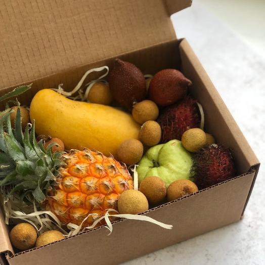Набор экзотических фруктов «Тайская классика»