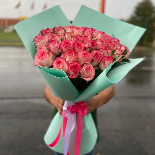 Букет роз «Джульета»