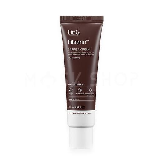 Увлажняющий крем для сухой и чувствительной кожи Dr.G Filagrin Barrier Cream Dry Sensitive