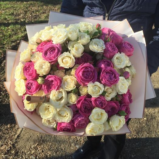 "Bouquet ""A Dream»"