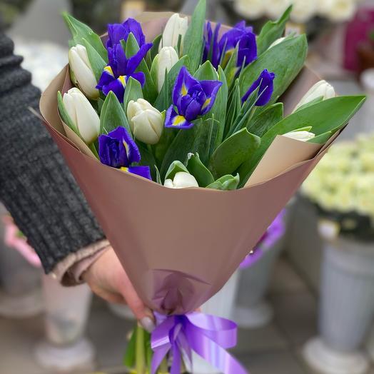 Весна в руках