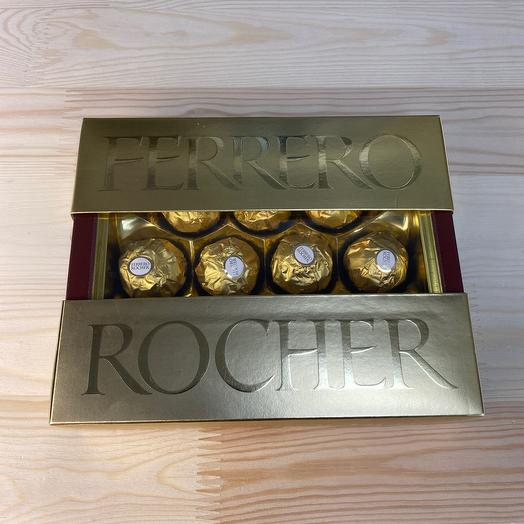 Ferrero Rocher candy