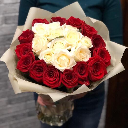 Букет из 25 роз