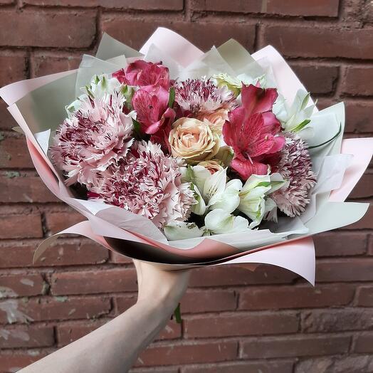 Букет flower time