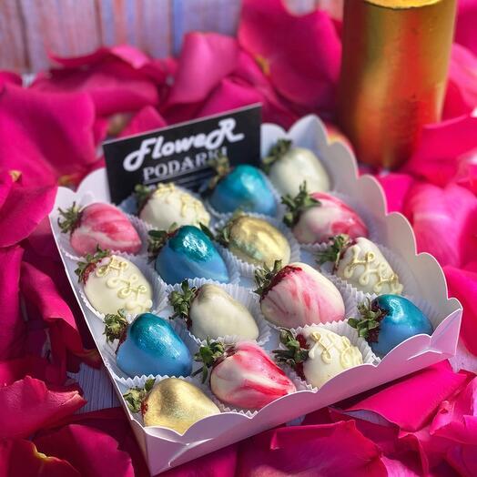 Клубничный box «Романтика»