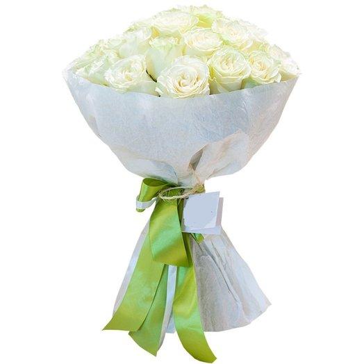 Букет Лебедь: букеты цветов на заказ Flowwow