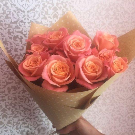 Композиция Розовый фламинго: букеты цветов на заказ Flowwow