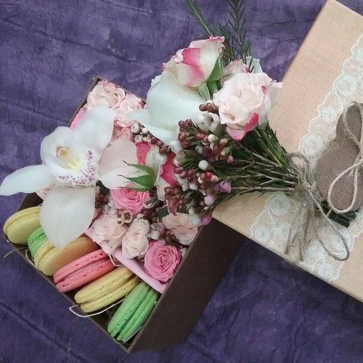Магда: букеты цветов на заказ Flowwow