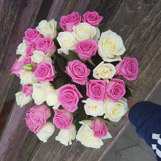 Букет Любовная История: букеты цветов на заказ Flowwow
