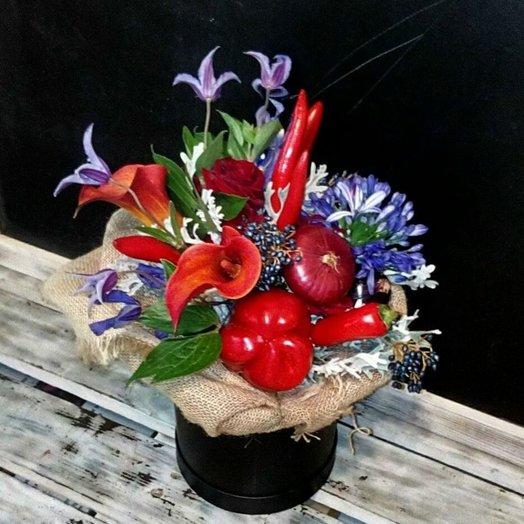 Ред булл: букеты цветов на заказ Flowwow