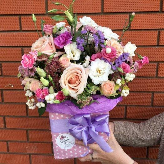 Вечно прекрасный: букеты цветов на заказ Flowwow