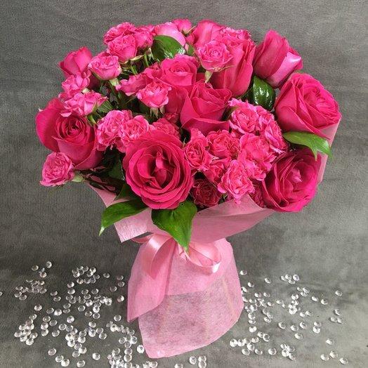 """Букет """"Соло"""": букеты цветов на заказ Flowwow"""