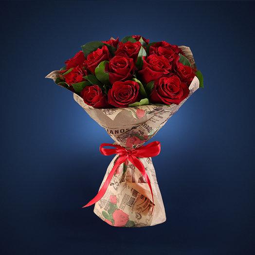 Символ вкуса: букеты цветов на заказ Flowwow