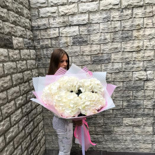 Небесные цветы: букеты цветов на заказ Flowwow