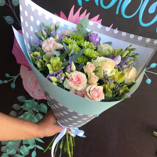 Букет Мохито : букеты цветов на заказ Flowwow