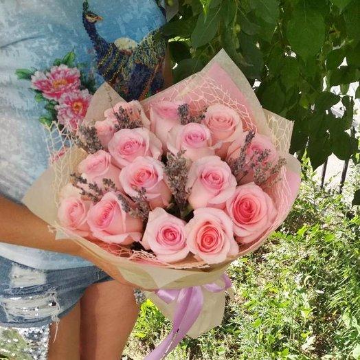 Лестория: букеты цветов на заказ Flowwow