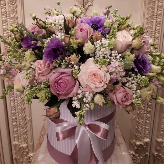 Изольда: букеты цветов на заказ Flowwow