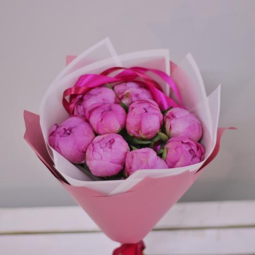 Малиновое варенье: букеты цветов на заказ Flowwow