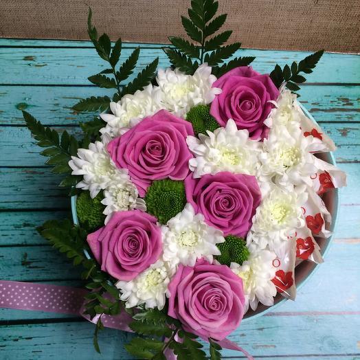 Пятерочка: букеты цветов на заказ Flowwow