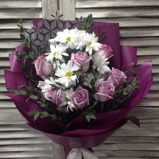 Кира: букеты цветов на заказ Flowwow