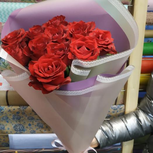 Букет крымских роз