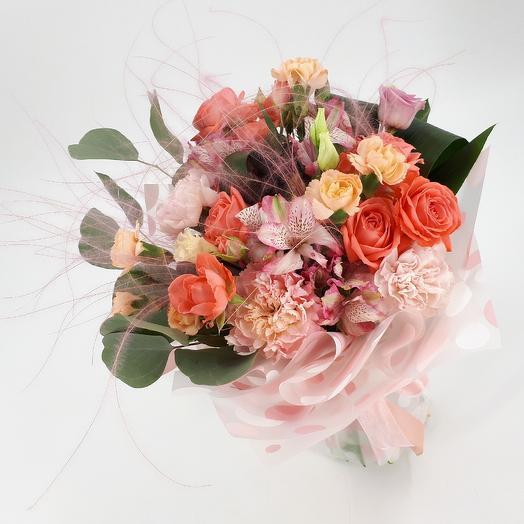 Маленькая леди: букеты цветов на заказ Flowwow