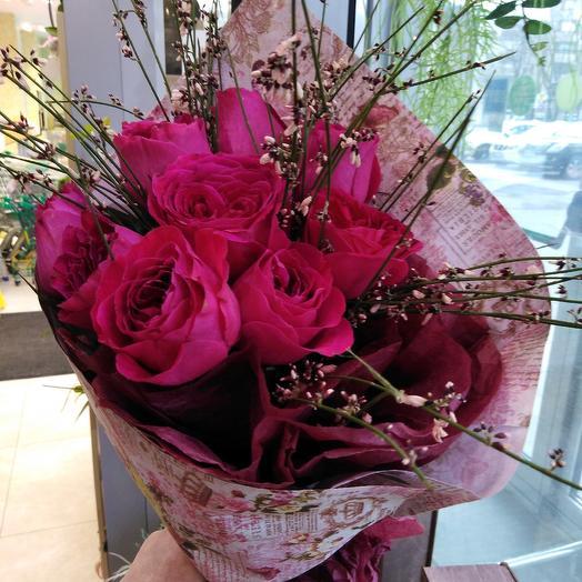 Вуаля: букеты цветов на заказ Flowwow