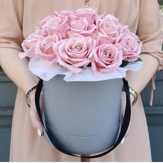 Коробка 23: букеты цветов на заказ Flowwow