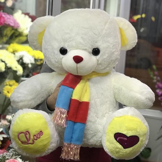 Мягкая игрушка 10: букеты цветов на заказ Flowwow