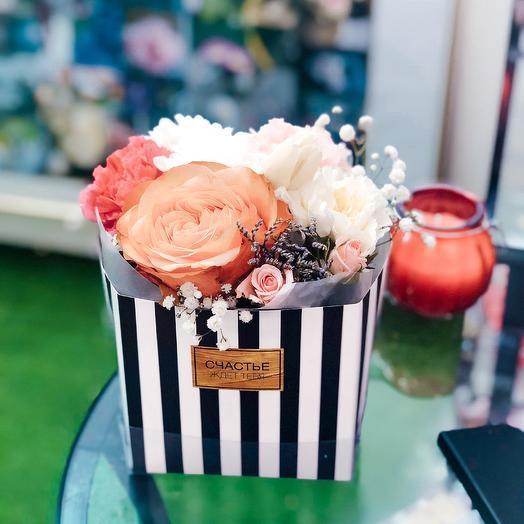 Цветочный комплимент 3: букеты цветов на заказ Flowwow