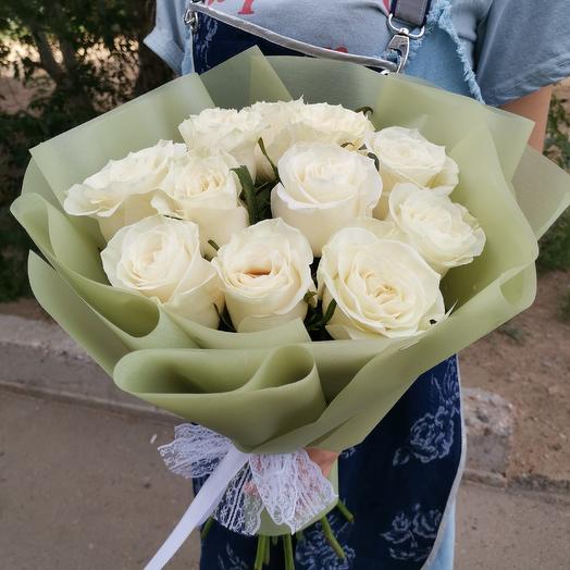 Гарант: букеты цветов на заказ Flowwow