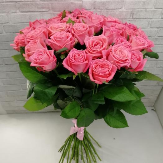 Букет из 29 розы: букеты цветов на заказ Flowwow