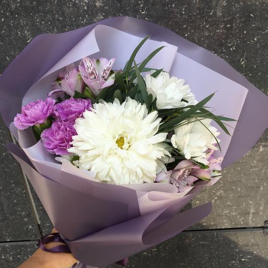 Букет 2261: букеты цветов на заказ Flowwow