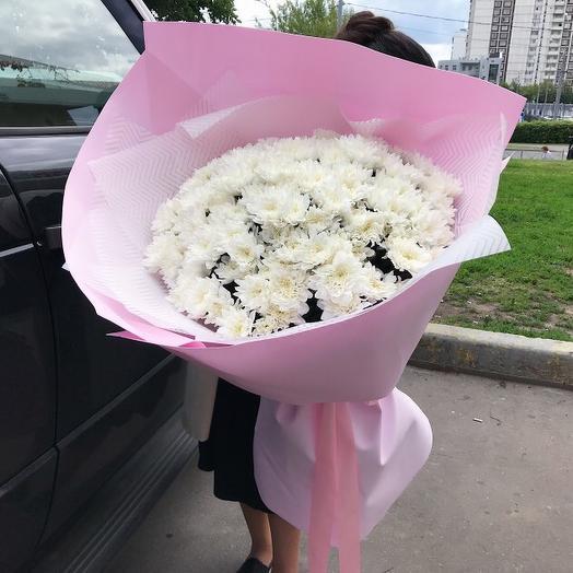 WOW-букет «White»: букеты цветов на заказ Flowwow