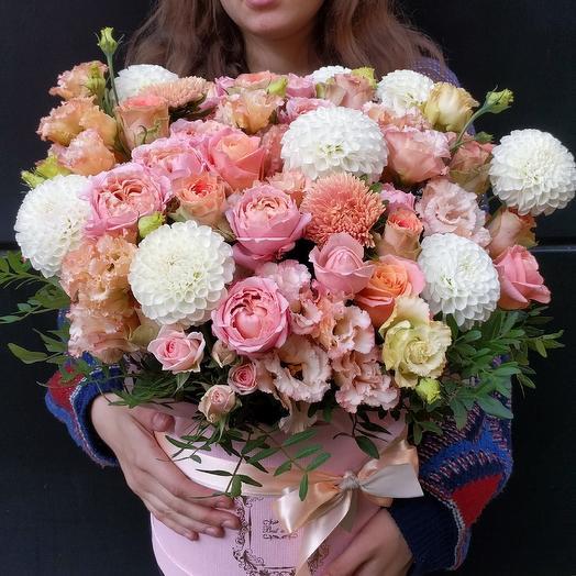 Gentle kiss: букеты цветов на заказ Flowwow