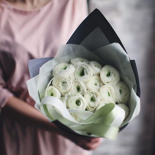 """Букет """"Белое море"""": букеты цветов на заказ Flowwow"""