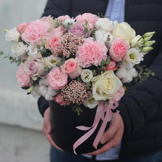Нежная Сью: букеты цветов на заказ Flowwow