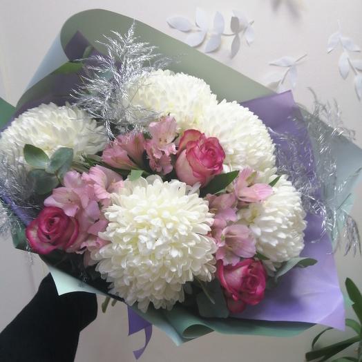Облако любви 🧡: букеты цветов на заказ Flowwow