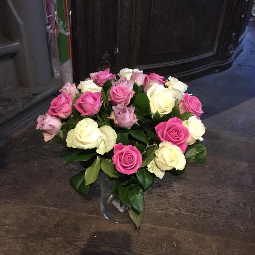 3 coulours roses