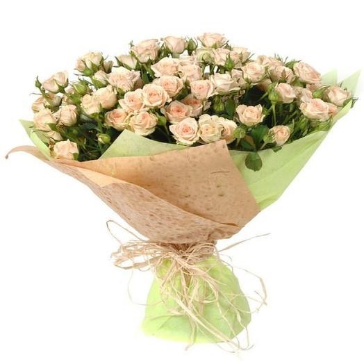 Айс крим: букеты цветов на заказ Flowwow