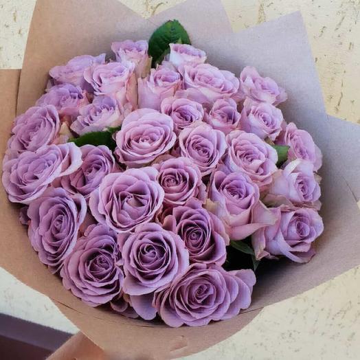 Букет кенийских роз: букеты цветов на заказ Flowwow