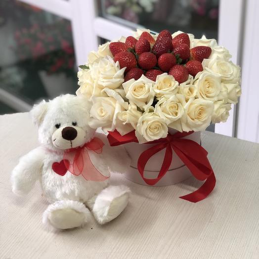 Идеальный наборчик: букеты цветов на заказ Flowwow