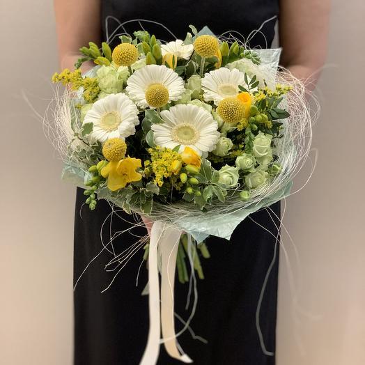Букет «Весенняя капель»: букеты цветов на заказ Flowwow