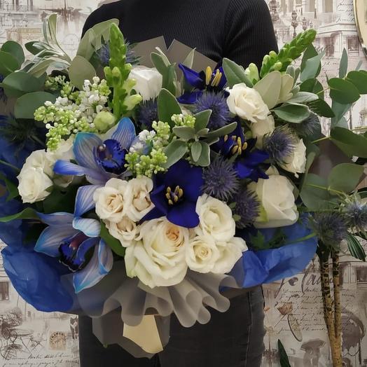 Гроза: букеты цветов на заказ Flowwow