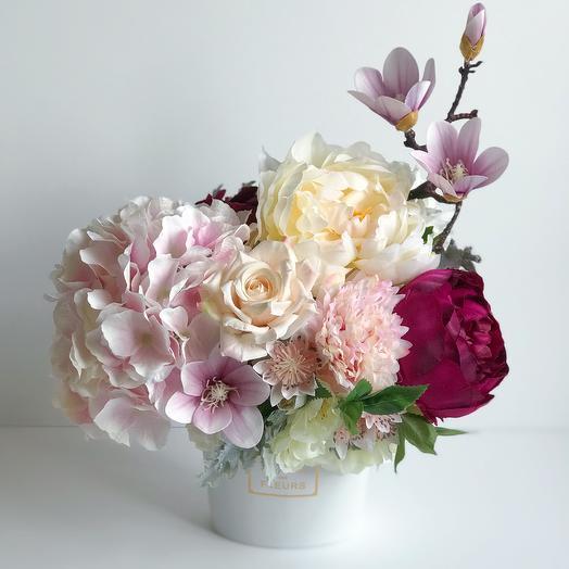 Композиция Монголия: букеты цветов на заказ Flowwow