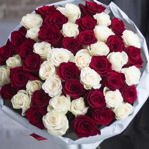 51 VIP Роза Микс